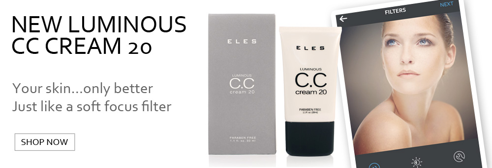 New Product- ELES CC CREAM